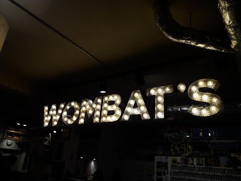Wombats Hostel London Room Tour