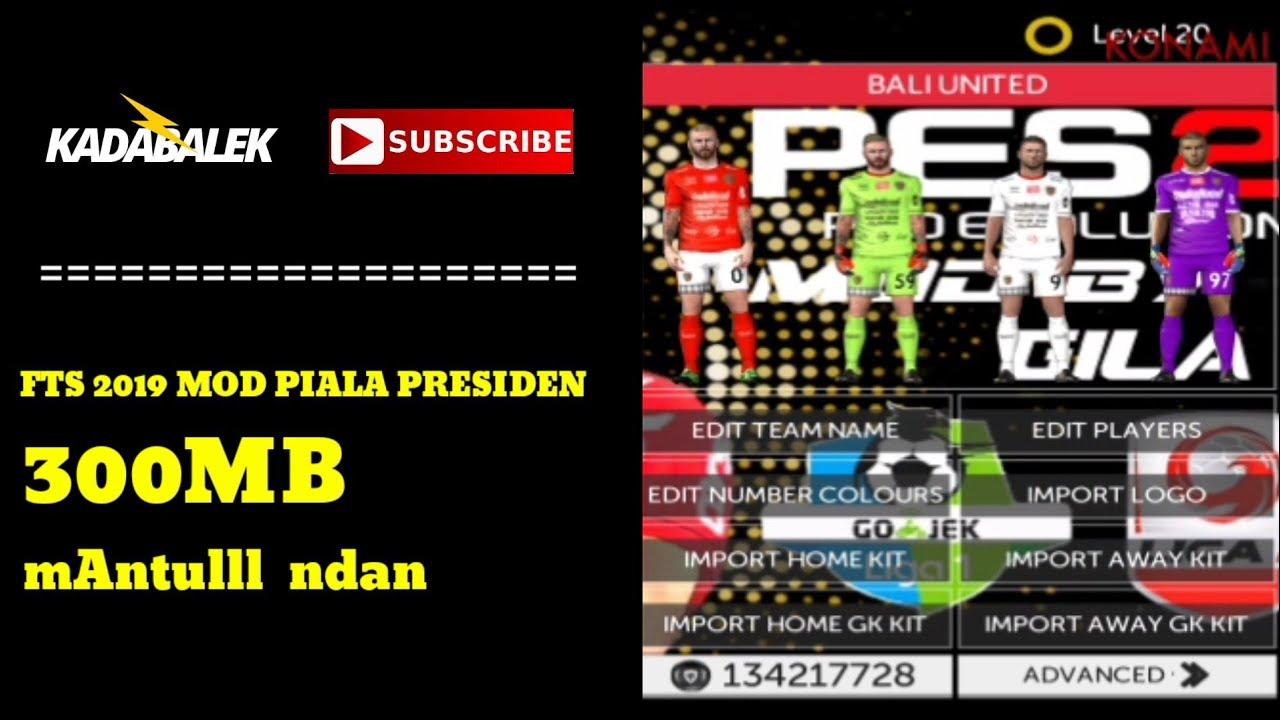 Download Fts  Mod Piala Presiden K Piala Indonesia Ultra Hd Pes Pialapresiden