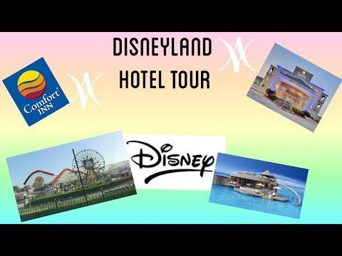The Best Hotel Near Disneyland! | Comfort Inn Hotel Review |  Anaheim, LA | TVAN Vlogs