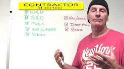 Contractor Marketing|Targeted Marketing for Construction Business|Construction Marketing