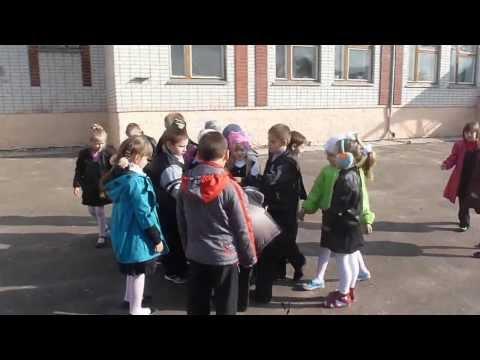Динамическая пауза в 1 классе МБОУ СОШ №1 п.Нарышкино