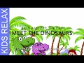 Billy and Zac Meet the Dinosaurs, Guided meditation for Kids, Visualisation For Sleep & Dreaming