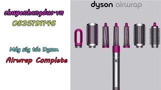 Máy sấy tóc Dyson Airwrap Complete - Minh Hương chuyên hàng Đức - 0835191146 - Zalo 0915342887