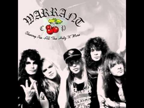 Warrant - Cherry Pie (Alternate version)