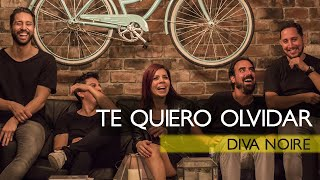 Watch Diva Noire Te Quiero Olvidar video