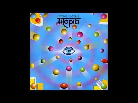 UTOPIA - Todd Rundgren's Utopia -- 1974