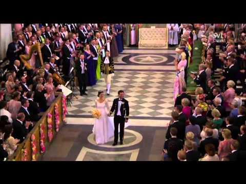 Sweden Royal Wedding - Joyful, Joyful
