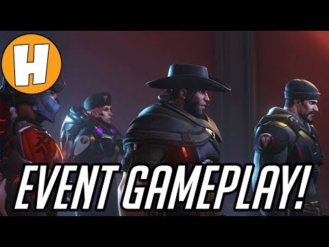 Overwatch Retribution GAMEPLAY EXCLUSIVE + Commentary - NEW Archives Event Mission! | Hammeh