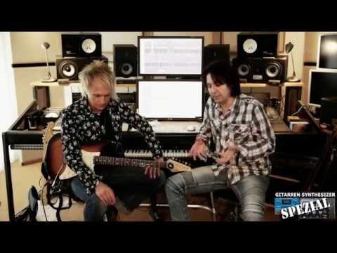 BOSS SY-300 und ROLAND GR-55 Gitarren-Synthesizer Spezial
