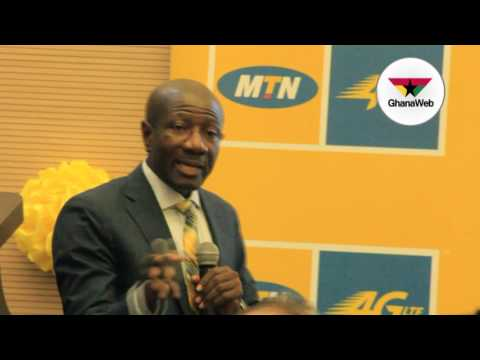 MTN Ghana to expand optic fibre across the country - Ebenezer Asante