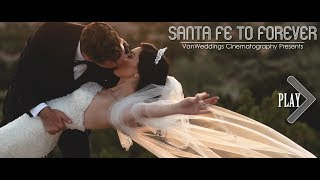 """Santa Fe to Forever"" Chic American Afghan Fusion Wedding, New Mexico"
