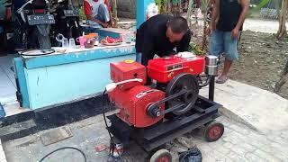 Test Diesel Generator