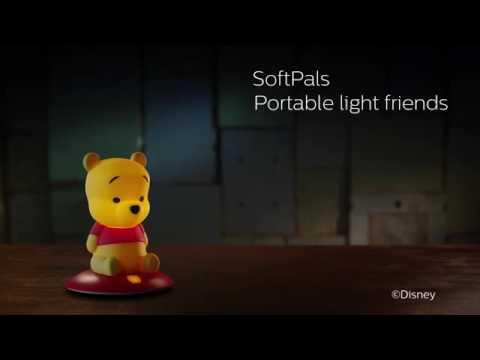 Philips Disney Winnie the Pooh Softpal LED Lamp Kopen - YouTube