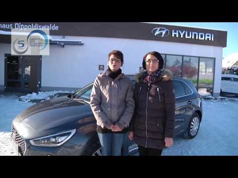 Vorstellung des neuen Hyundai i30