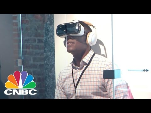 New Developments In Virtual Reality   Tech Bet   CNBC