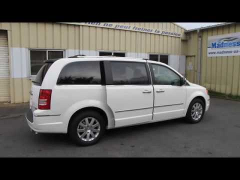 chrysler town country limited v6 2010 youtube. Black Bedroom Furniture Sets. Home Design Ideas