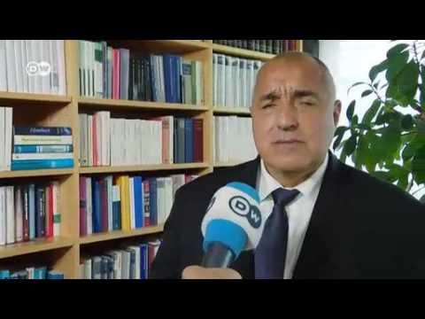 Бойко Борисов: Чакалнята за еврозоната ние я заслужаваме, взели сме необходимите мерки. Това ще донесе и намаляване на лихвите по кредитите, а от друга страна пък ще гарантира външните инвестиции. Германия вече има доста инвестиции в България.
