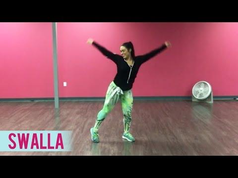 Jason Derulo  Swalla feat Nicki Minaj & Ty Dolla $ign  Dance Fitness with Jessica