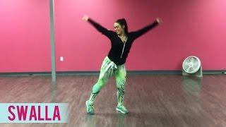 Jason Derulo - Swalla (feat. Nicki Minaj & Ty Dolla $ign) | Dance Fitness with Jessica