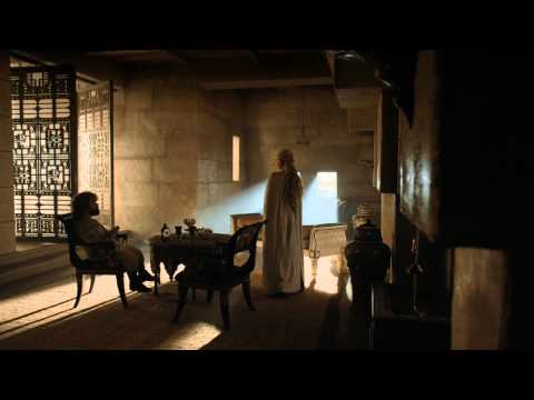 Game Of Thrones Season 5: Episode #8 Clip - Daenerys And Tyrion Meet (HBO)