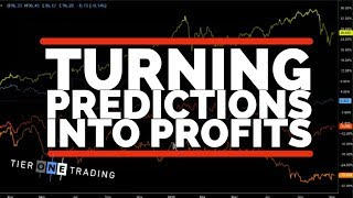 FOREX - Turning Predictions Into Profits