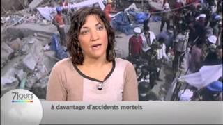Production textile au Bangladesh, à quel prix ? - Nayla Ajaltouni