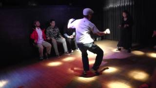 MAMIYA vs HANA BEST8  House Dance Belief vol 2 HOUSE DANCE BATTLE