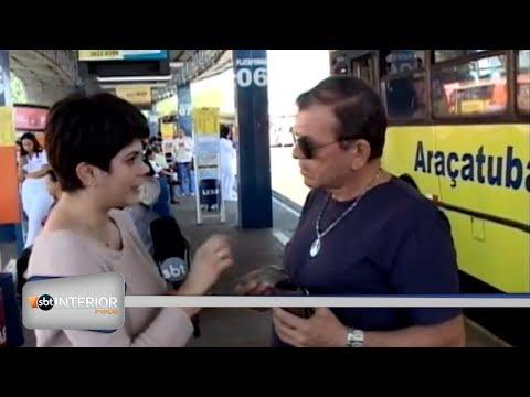 Novo contrato com a TUA começou a valer hoje em Araçatuba sem mudanças