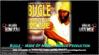 Bugle - Made Of More - August 2014