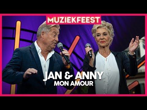 Jan & Anny - Mon Amour   Muziekfeest Op Het Plein 2019