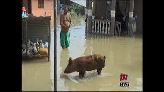 Floodwaters Subside Slowly In South Trinidad, Residents Struggle For Relief