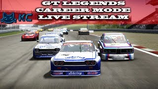 Gaming :GT Legends (PC) 🚗 Career Mode (Live Stream🔴)