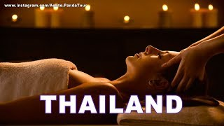 ТАЙСКИЙ ТАНТРИЧЕСКИЙ МАССАЖ. в Таиланде ❤ Thai SPA Massage ❤ TANTRIC. тантрическая йога. ASMRMASSAGE