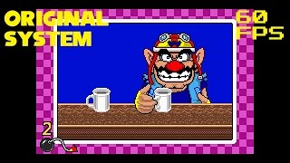 2. (Native 60 FPS GBA) Intro Games - WarioWare, Inc.: Mega Microgames!