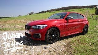 BMW M140i Sportshatch EXTERIOR walkaround & Interior I Melbourne red