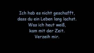 Kay One feat. Philippe - Verzeih mir lyrics