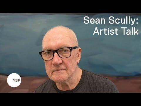 Sean Scully: Artist Talk at YSP