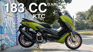 Nmax 183 cc | PSKNMTC | anandadjj update | Nmax modifikasi