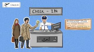 Checklist For Your First Flight: By MakeMyTrip