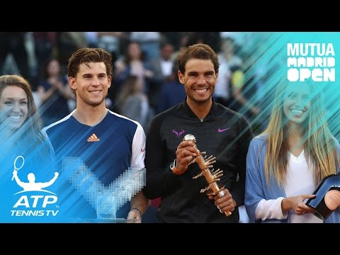 King of clay reigns in Spain | Mutua Madrid Open 2017 Round-up