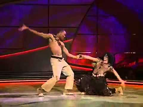 Afro-Jazz with Jayme Rae & Daniel (Sean Cheesman Choreography SYTYCD Canada)