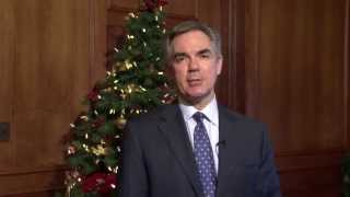 Holiday greetings from Premier Jim Prentice