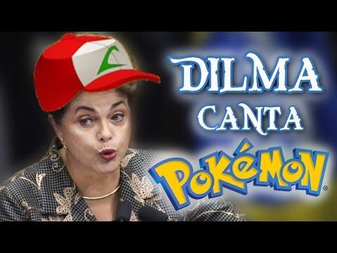 🎶 DILMA CANTA: POKÉMON!! 🎶 || FLagGer