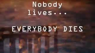 Anger As Art - Everybody Dies (Official Lyric Video)