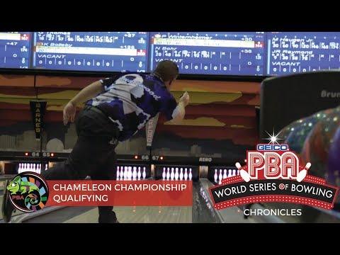 World Series Of Bowling IX Chronicles Part 1 - Chameleon Championship Qualifying