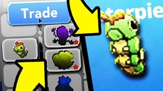 What Happens if I Trade Caterpie in Pokemon Brick Bronze?