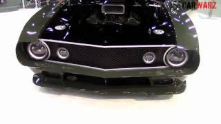 1969 Chevy Camaro Named TREX At The 2016 Detroit AutoRama