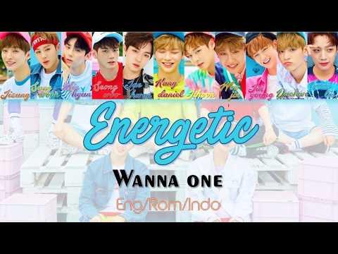 Wanna One - Energetic Lirik Sub Indo