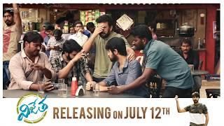 #Vijetha Movie Making Video | Kalyaan Dhev, Malavika Nair | Rakesh Sashii