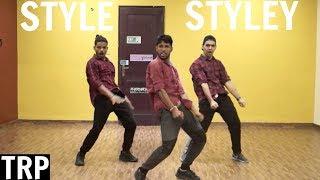 Style Styley Telugu Music Dance Performance | Anmol, Rakesh & Shashank Choreography